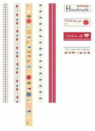 Washi Tape by Amy Smart