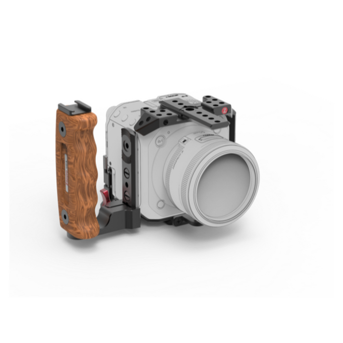 Sneak Peek - Panasonic Lumix BGH1 Camera Cage