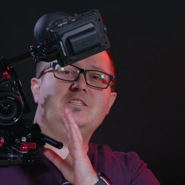 lee herbet reviews the zacuto act recoil dslr camera rig