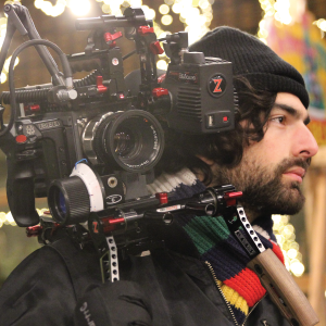 RED Shoulder Rig from Zacuto for RED Digital Cinema DSMC2 Cameras