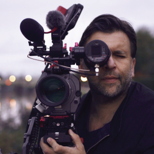 philip bloom with the sony fx9 and zacuto kameleon