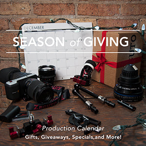 Season of Giving Calendar!
