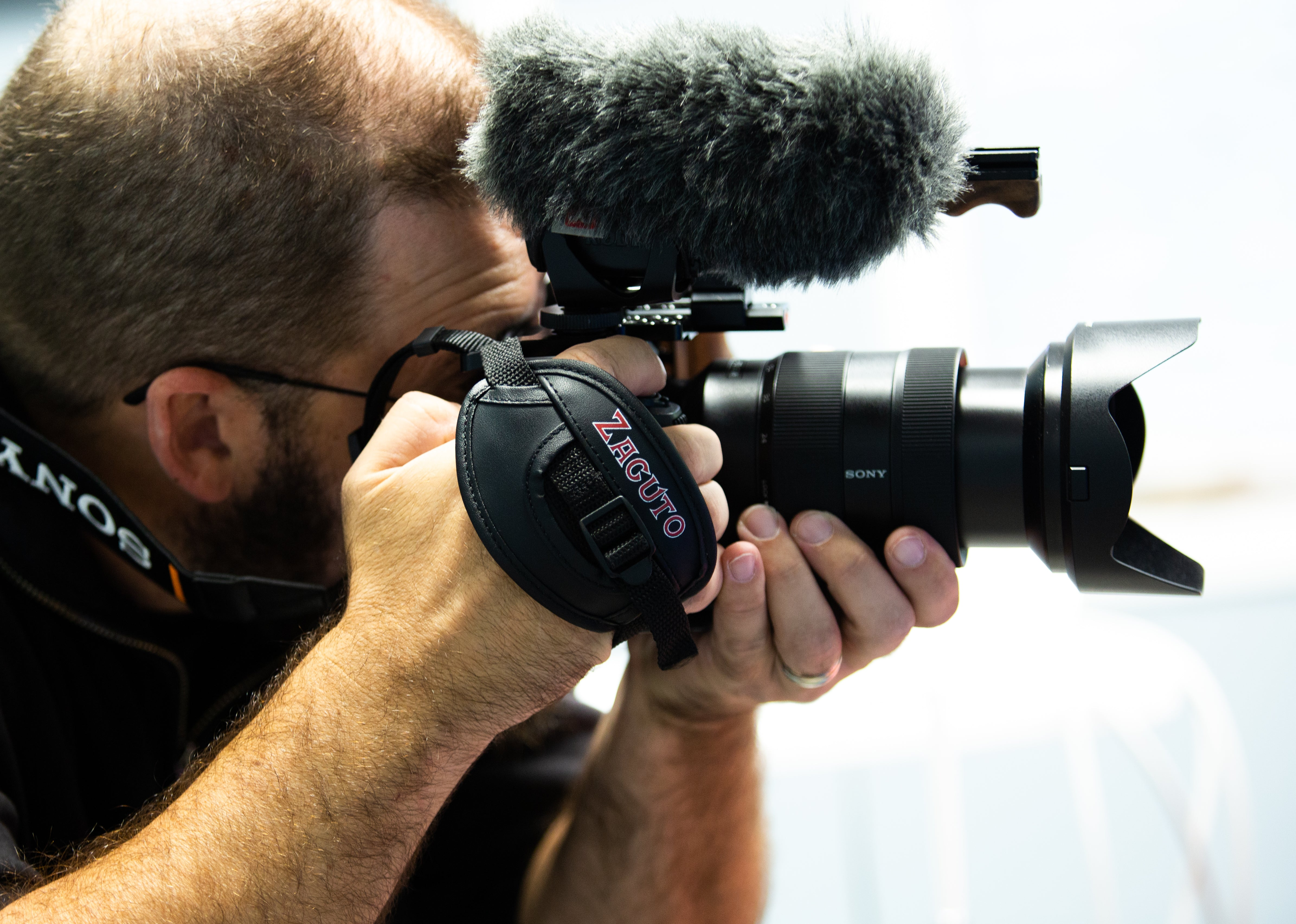 building a kit for the Sony A7RIV with zacuto by kevin mcroberts