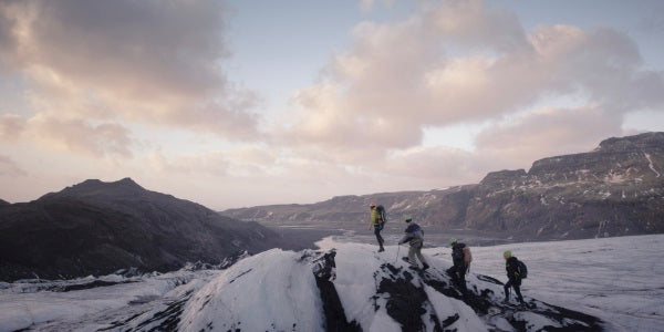 Filming Fire in Iceland - A Lesson in Gear Simplicity 2
