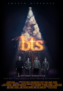 BTS: A documentary about making documentaries