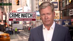 behind the scenes crime watch daily with chris hanson