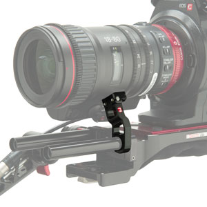 zacuto lens supports