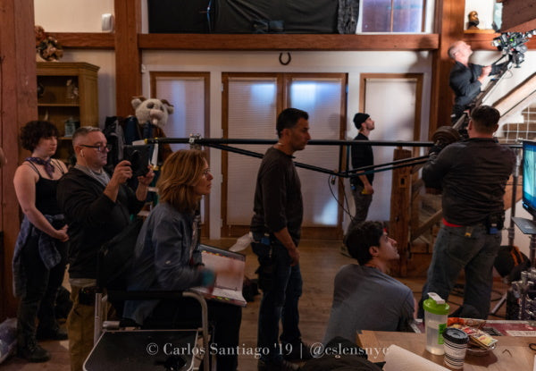 9 things i learned acting my own script by dani barker for zacuto
