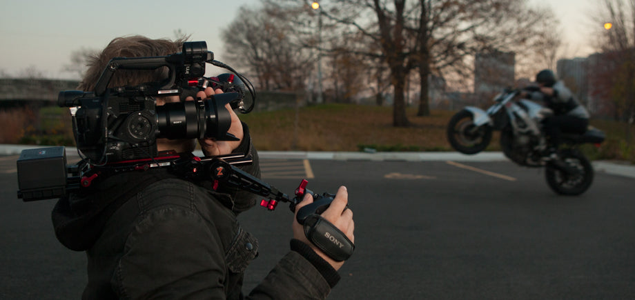 zacuto next generation recoil rig for sony fs5 and sony fs5 cameras