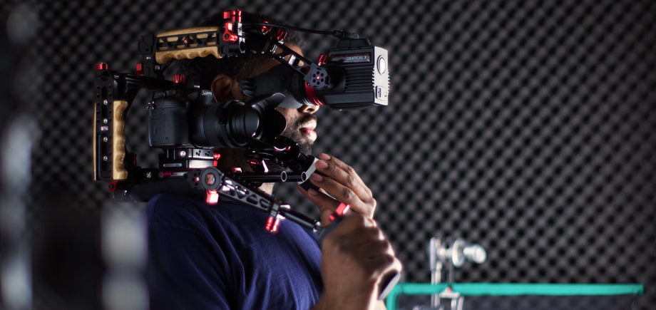 zacuto next generation recoil rig for dslrs and mirrorless