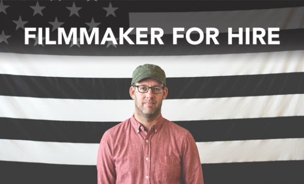 chris weatherly filmmaker for hire