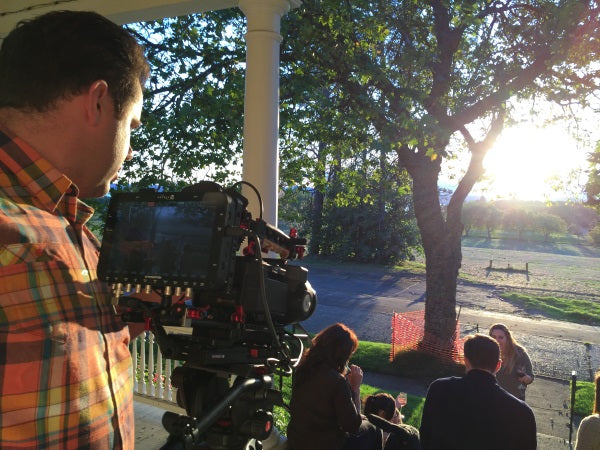 chris king how to shoot a real estate film