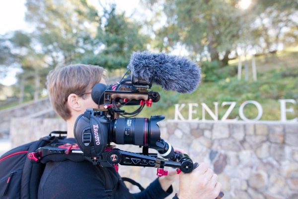 Behind-the-Scenes with the Lumix GH5 from Zacuto and ComeWeCreate
