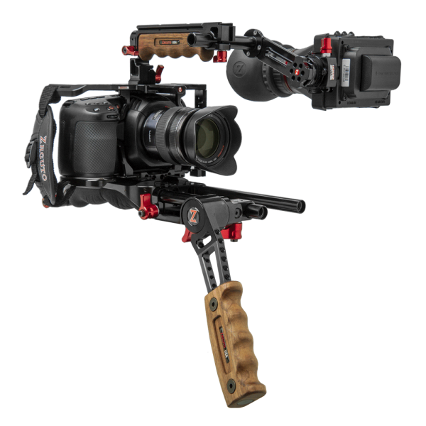zacuto dslr camera rig from act recoil line