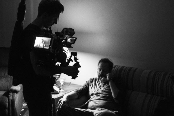 Behind the scenes on Last Call from Zacuto