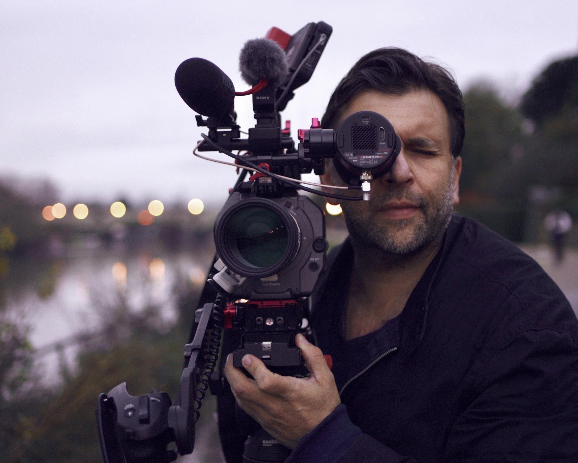 philip bloom with the sony fx9 and zacuto