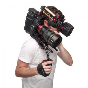 Canon C300 Mark II with Zacuto Next Generation Recoil Rig
