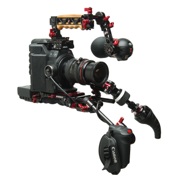 canon cseries rigs with vct pro landing page