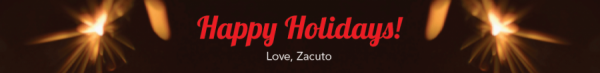 ZACUTO DEC 2017 DEALS