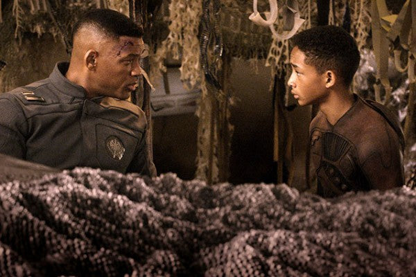 after earth - simon rowling how to recreate sci fi styles