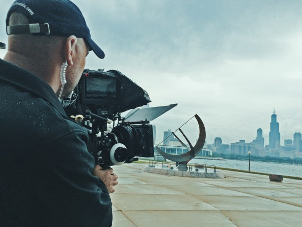 Why I'm a Filmmaker ~ Kevin Otterness, Cinematographer from Zacuto