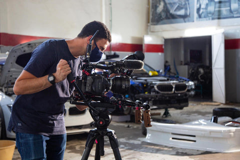 Sony FX6 Rig