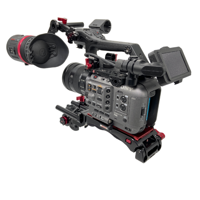 Sony FX6 Recoil Rig