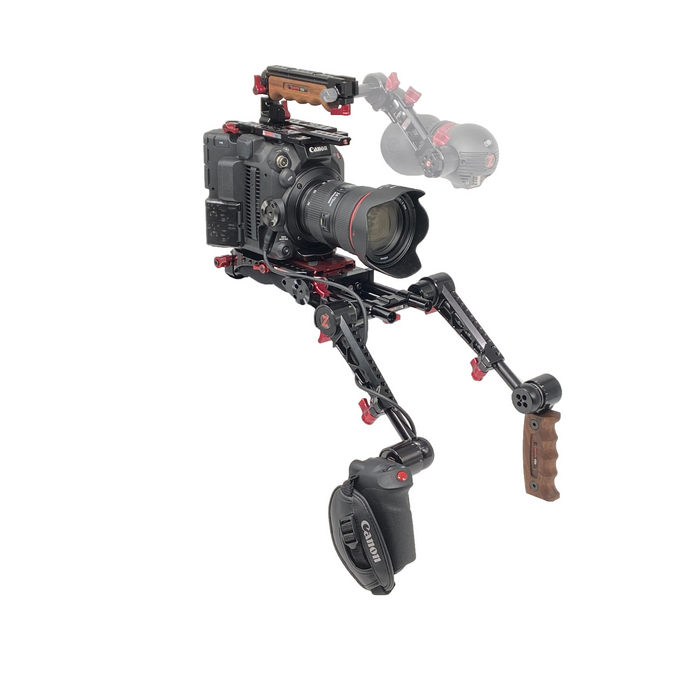 Canon C500 Mark II Recoil with Dual Trigger Grips