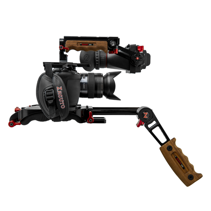 ACT Blackmagic Pocket Recoil Rig