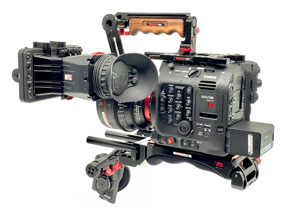 Canon C300 Mark III & C500 MII Z-Finder Recoil Pro