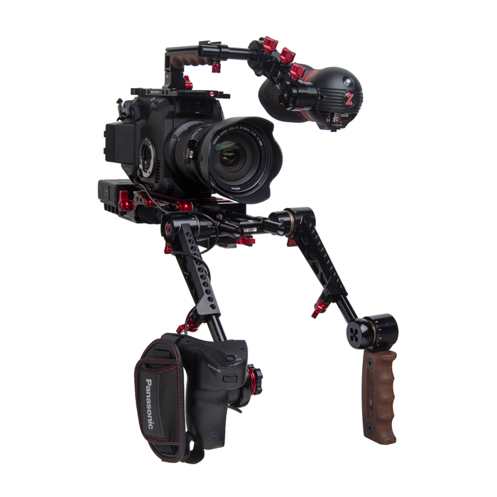 EVA1 EVF Recoil Pro with Dual Trigger Grips