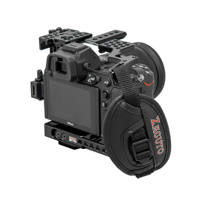 Universal Cage for DSLR and DSLM Cameras