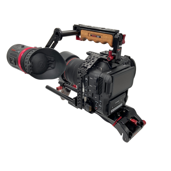 Canon C70 ACT Recoil with Kameleon Pro