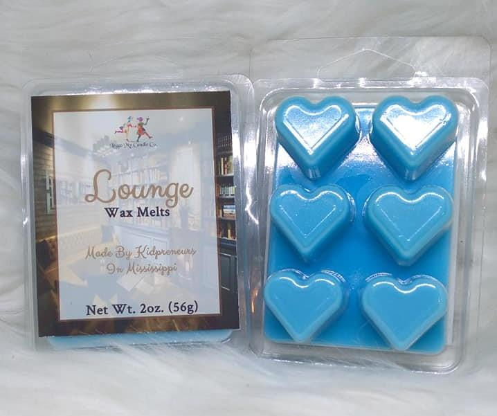 Lounge Wax Melts - Three Girls Plus & Leggo My Candle