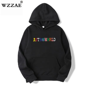 Moletom Travis Scott Astroworld