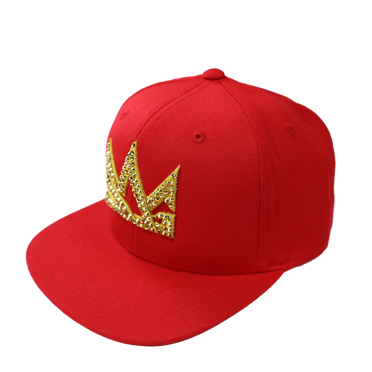 Legacy SOG Snapback - Red with Crystals