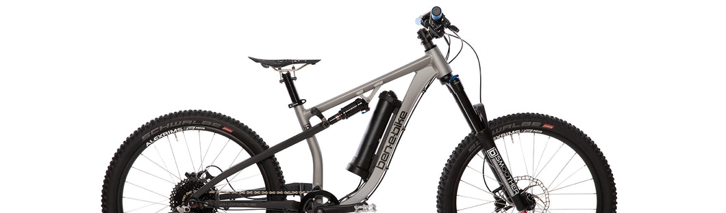 TWENTYFOUR-SIX E-Power FS Fully Kinder E-Bike