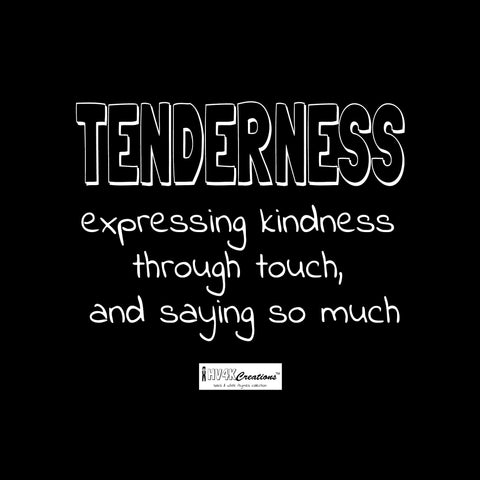tenderness rhyme picture