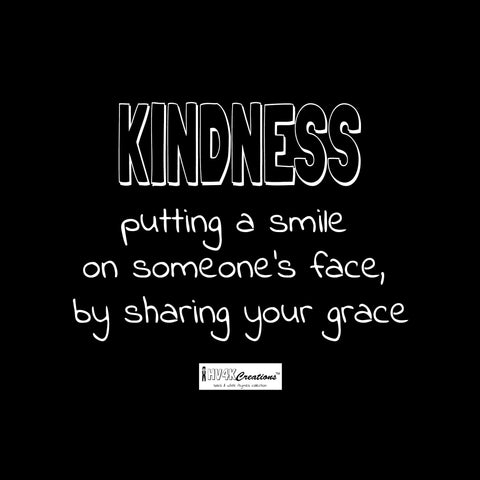 kindness rhyme picture