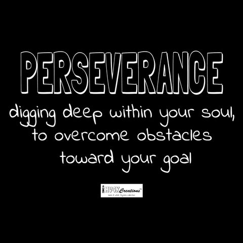 perseverance rhyme picture