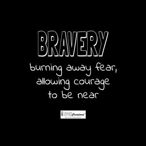 bravery rhyme picture