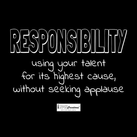 responsibility rhyme picture