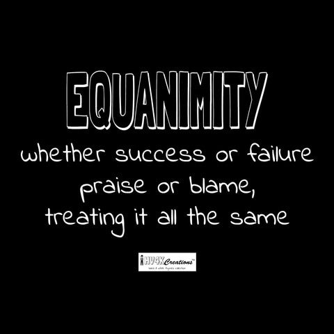 equanimity rhyme picture