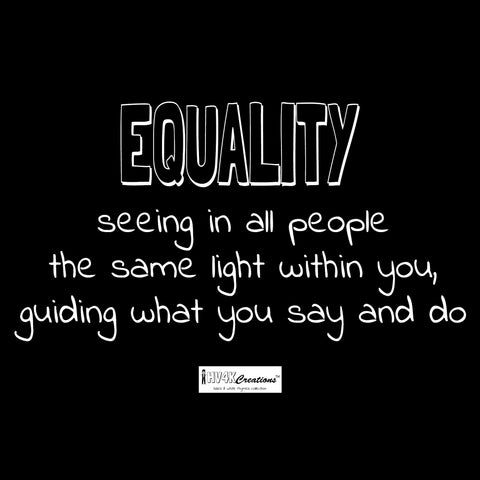 equality rhyme picture
