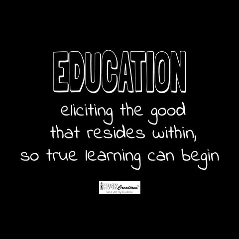 education rhyme picture