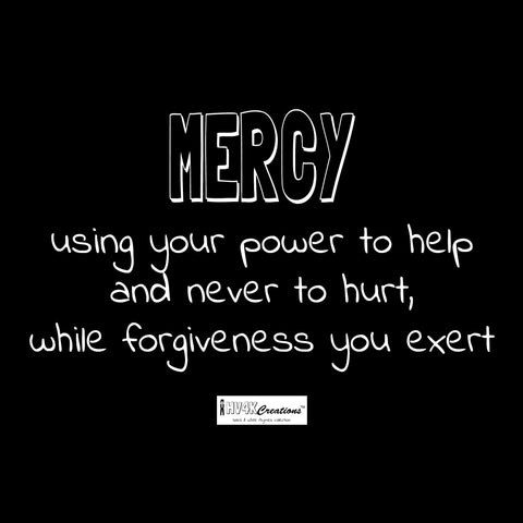 mercy rhyme picture