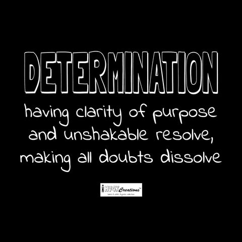 determination rhyme picture