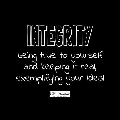 integrity rhyme picture