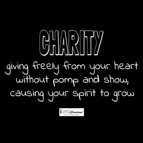 charity rhyme picture
