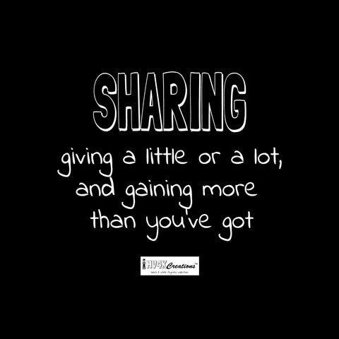 sharing rhyme picture